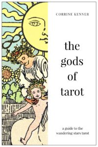Gods of Tarot Front Cover Small JPG