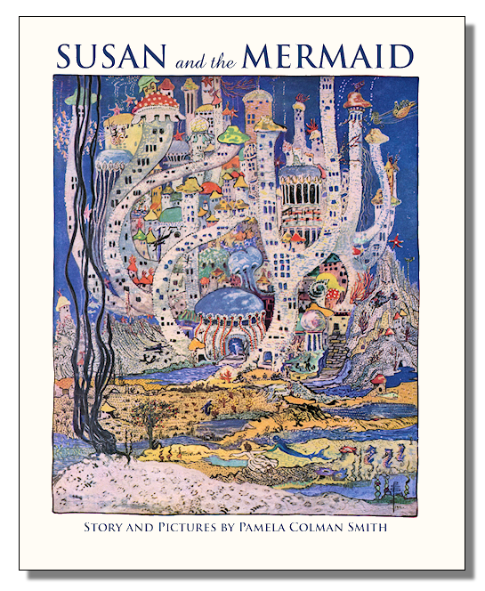 Susan and the Mermaid Cover